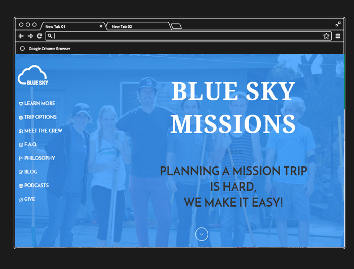 Blue Sky Missions